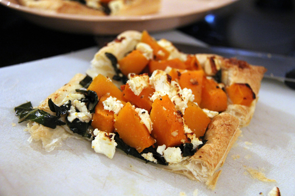 Feta And Pumpkin Pastries Recipes — Dishmaps